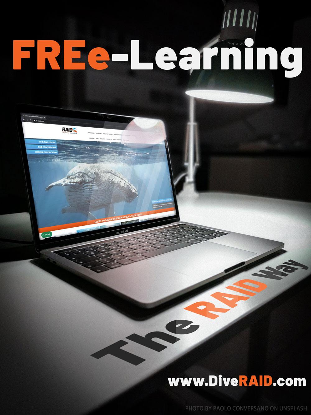 RAID FREe-Learning